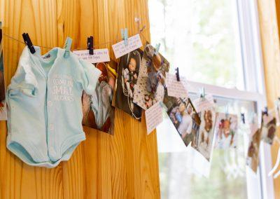 Preemie NICU Baby Shower Timeline