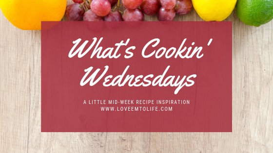 What's Cookin' Wednesdays